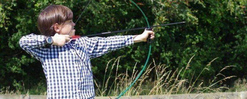 El tiro con arco, deporte en la naturaleza