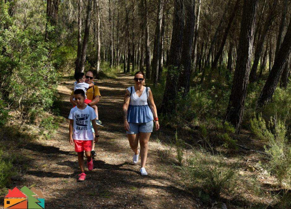 Actividades para disfrutar la naturaleza con niños